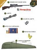 Carabine 22 Promo-Arme Pack 22long rifle+lunette de tir+Armurerie 22lr