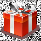 Chèque Cadeau à Offrir, bon cadeau durée illimitée ( petit cadeau )