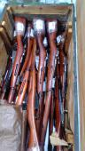 MOSIN NAGANT modifié Sniper, culasse coudée, rail pour lunette modèle 91/30 RUSSIAN CALIBRE 7.62x54r -Achat vente pas cher