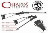 LITTLE BADGER, CARABINE 22LR CHIAPPA,carabine de survie,survival rifle