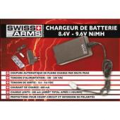 Chargeur de batterie 8.4v-9.6v NiMH Swiss Arms