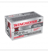 Balles 22lr magnum Winchester super x boite de 50 cartouches