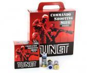 BALLE SLUG COMMANDO SHOOTING Tunet - Munition de chasse,Cartouche à balle calibre 12-armurerie