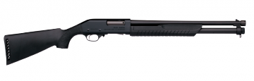 FA1990 - FUSIL à POMPE FABARM CAL 12/76 canon 51cm