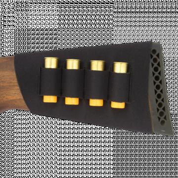 Accessoire de chasse, cartouchière crosse de fusil