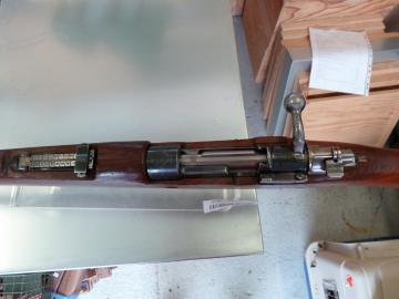 ZASTAVA M48-Mauser 98-CALIBRE 8.57JS-Achat vente pas cher- N°9493(copie)