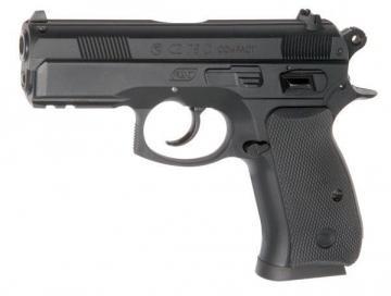 AIRSOFT CZ 75 compact Pistol-CZ75 1.6 joule co2-pistolet bille repliqu