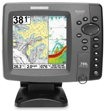 humminbird 788c combo gps sondeur fishfinder humminbird. Black Bedroom Furniture Sets. Home Design Ideas