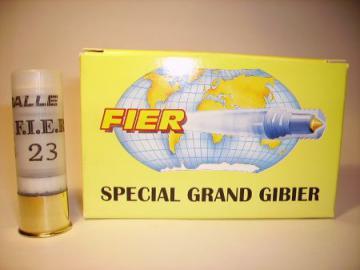 BALLE FIER 23 CALIBRE 16/67 SPECIAL GRAND GIBIER