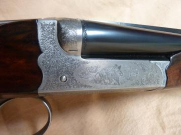 EXPRESS CHAPUIS d'OCCASION-JUXTAPOSE RGEX calibre 9.3X74-fusil carabine