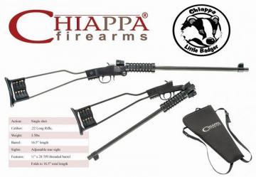 carabine 22lr little badger carabine de survie calibre 22 ou 9mm