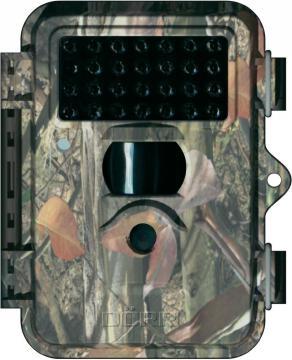 SnapShot Mini Black 5.0 MP Caméra de surveillance de nuit nocturne, sanglier animaux appareil photo