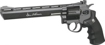 Dan Wesson-revolver 8 pouces black