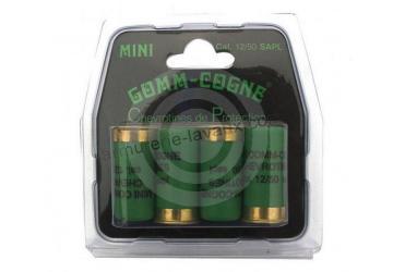 MINI BALLES GOMM-COGNE CHEVROTINES DE PROTECTION