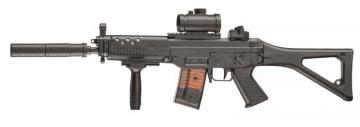 COMBAT ZONE RS2 AEG 0.5 JOULE
