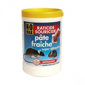 RAT SOURIS, pâte fraiche 400g