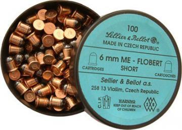 Vente Cartouche 6 mm pour carabine 6mm, cartouches Flobert