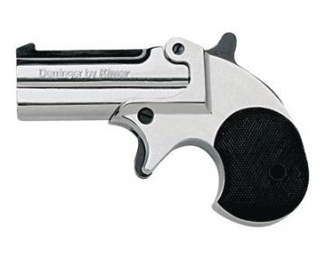 derringer, pistolet de défense