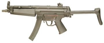 MP5 - PM5 A4 Airsoft 6 mm - Co2 G&G