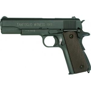 swiss arms 1911 co2 calilbre 4.5 bb, bloback tout /full métal
