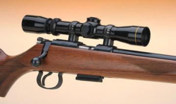 carabine 22lr cz 455 standard - armes de tir 22 long rifle