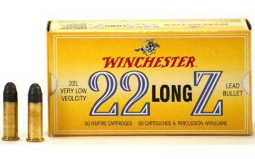 Balle 22lr Z Winchester-balles Z