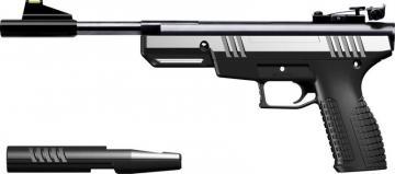 BBP77_2 pistolet a plomb benjamin trail crosman cal 4.5