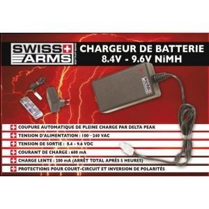Chargeur de batterie 8.4v-9.6v