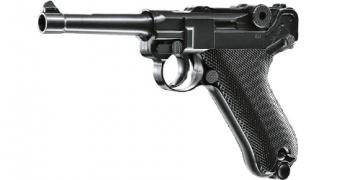 LUGER PARABELLUM LEGENDS P08 UMAREX  AIRSOFT