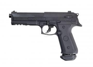 Pistolet de défense LTL Alfa 1.50, CO2 à balle caoutchouc Cal. 50, 18 joules, fabricant Chaippa Kimar