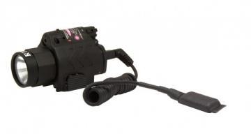 combiné Laser et lampe avec câble pour contact déporté
