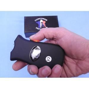 Mini coup de poing shocker tazer- taser compact -2800000-volt-rechargeable- sur secteur