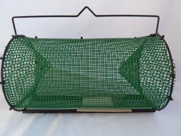 Nasse écrevisse-Piege,balance,filet,casier ecrevisse,peche écrevisses-moyen modèle