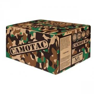 bille paintball camotac, cal 68, carton de 2000