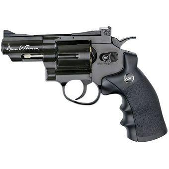 Dan Wesson 2.5 pouces revolver CO2 billes airsoft 6mm