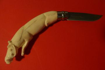 Opinel-Couteau Phaco Sculpté