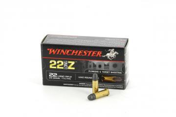 Balles 22lr Z Winchester-boite de 50 cartouches Zimmer