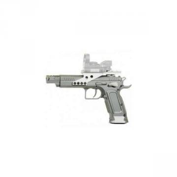 Pistolet TANFOGLIO Gold Custom 6 mm pour Airsoft