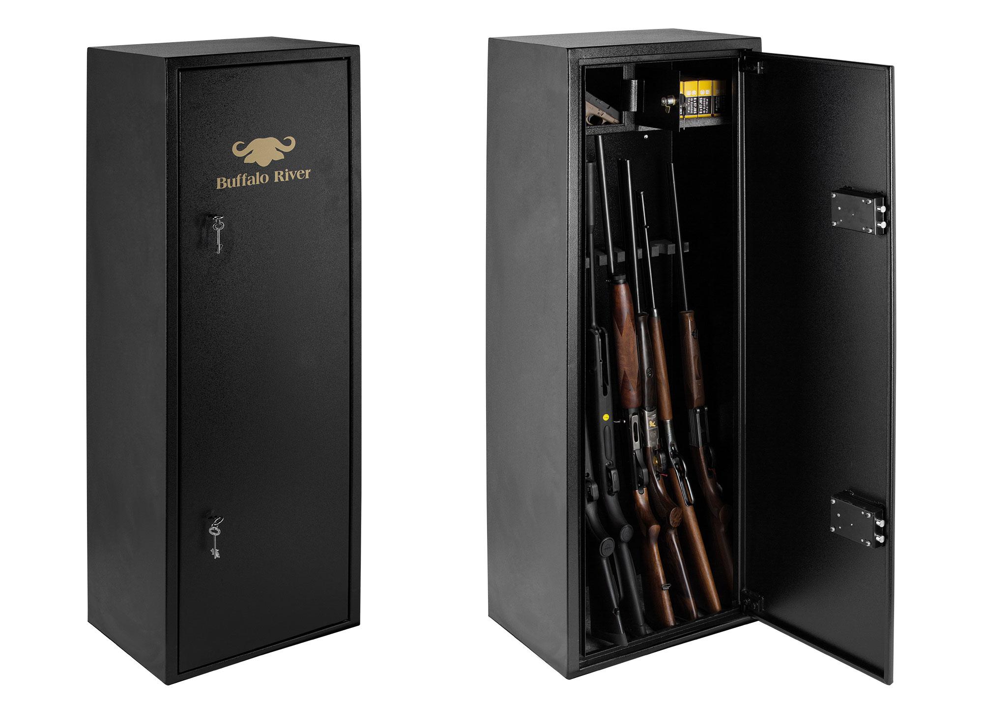 Coffre fort pour armes en normandie calvados orne ou manche 14700 falaise armoire fuisil - Armoire a fusil occasion ...